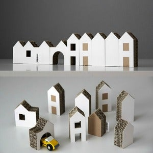 Image of Cardboard Houses
