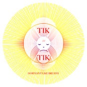 Image of tik///tik 'dormant like breath' cdr