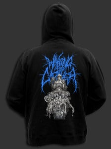 "Image of Waking The Cadaver ""Bodystack"" Hooded Sweatshirt"