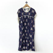 Image of Jaunt dot print dress