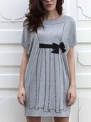 Image of Pretty Bow T-dress