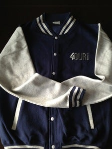 Image of 4OUR Freshman Jacket Navy