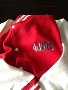 Image of 4OUR Freshman Jacket Red