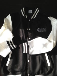 Image of 4OUR Freshman Jacket Black