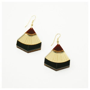 Image of Sun Point Earrings