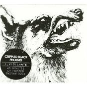 Image of CRIPPLED BLACK PHOENIX -'I VIGILANTE' 'clear vinyl' ltd to 400 copies 2013 REPRESS