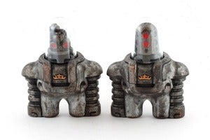 Image of ToyCon One-off Lunar Sprogs - Real Steel