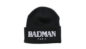Image of BADMAN in PARIS BY AZS