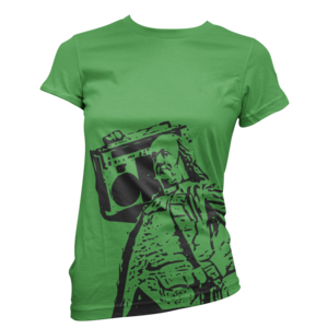 Image of Women's Ben Jammin' Tee (Kelly)
