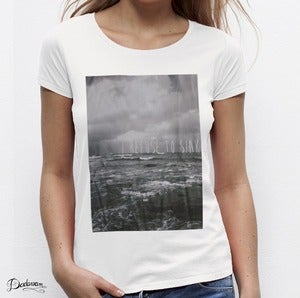 Image of I refuse to sink - T-shirt femme