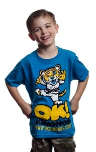 Image of Ok! Kimonos Youth T-shirt