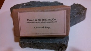 Image of NEW! Charcoal Soap