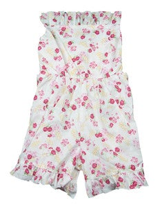 Image of Teen playsuit frilled super cute size 10 to 12 years