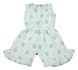 Image of Playsuit teen Paris bebe fabric 10 to 12 years