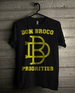Image of The Priorities Tee