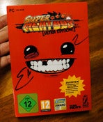 Super Meat Boy Ultra Edition - signed
