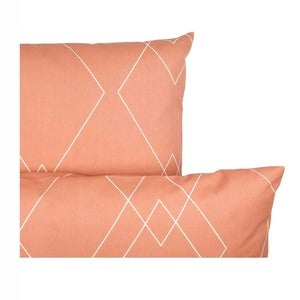 Image of Bed linen, Dale terracotta
