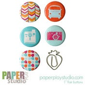 Image of Sweeet! - 6pc 'flair with flair' pack