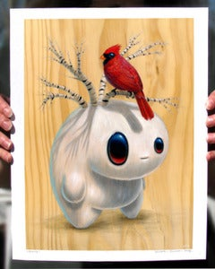 Image of Large &quot;Boris&quot; giclee print