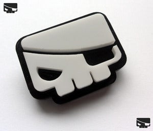 Image of Pirate Skull Badge