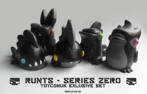 Image of Runts - Series Zero
