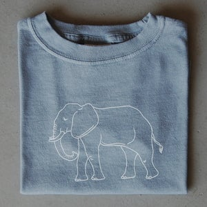 Image of Elephant Children's Tee