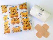 Image of Bump Bag - Circus Lions
