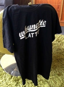 Image of The Whynatte Shirt in Black