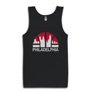 Image of Baller Skyline Tank-Top (Black)