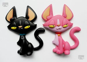 Image of Cat Magnets