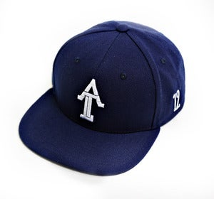 Image of The Logo Hat in Navy