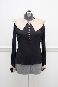 Image of Vintage 1930s Blouse from Lyell Sample Sale