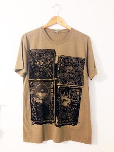 Image of JAPANTHER AMPS SHIRT by CULT
