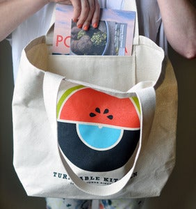 Image of Watermelon Market Tote Gift Bundle