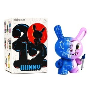 Image of Kid Robot - Dunnys (2012 Series)