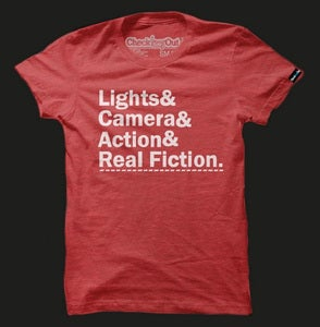 Image of REAL FICTION (VINTAGE RED)