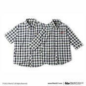 Image of Filter017 FLAG PLAID SHIRTS