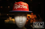 Image of LA RATCHETS SNAPBACK (red/blue) *LIMITED*