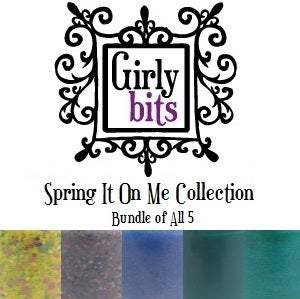 Image of Spring It On Me! (Bundle of All 5)