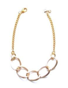 Image of c1970 Link Necklace