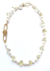 Image of Sandy Necklace #2