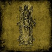 "Image of LIGHT BEARER ""silver tongue"" 2xLP or CD"