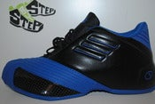 Image of Adidas T Mac 1 Retro Black/Royal