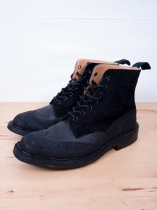 Image of Trickers - Superdenim Stow Boots