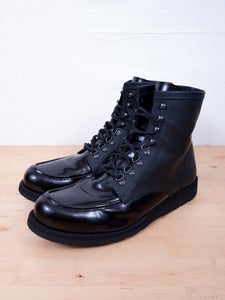 Image of Givenchy - Patent Leather Officer Boots