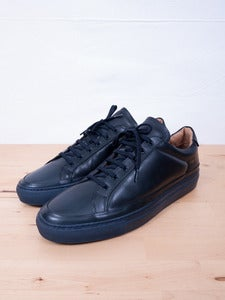 Image of Common Projects - Premium Achilles Low Nany Sneakers
