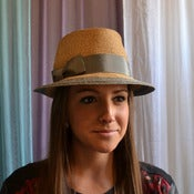 Image of Beach Fedora - SILVER ($245)