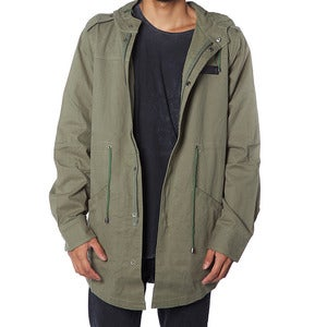Image of ARMY TRENCH | ARMY GREEN