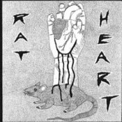 "Image of RAT HEART - ""s/t"" 7"""