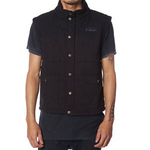 Image of HUNTING VEST | BLACK